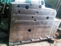 Fabricated Sheet Metal Body