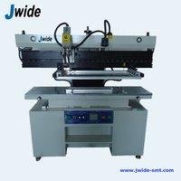 Semi Automatic Smt Stencil Printer For 1.2m Led Strip Printing