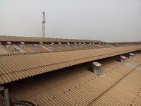 Polycarbonate Air Ventilator Base Plate