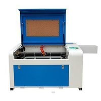 Es-5030 Desktop Laser Engraving And Cutting Machine in Beijing