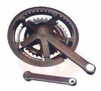Triple Chain Wheels And Cranks