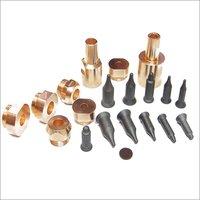 Kcf / Ceramic Guide Pin Electrods