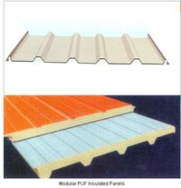 Modular Puf Insulated Panels
