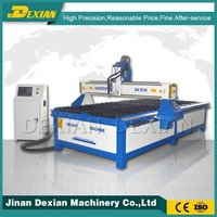 Portable Metal Steel Plate Router Cnc Plasma Cutting Machine