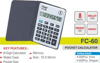 Pocket Size Calculator