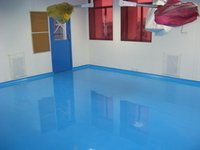 Solvent Free Food Grade Epoxy Wall Coating Service