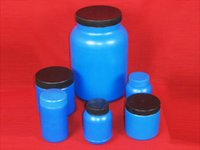 Stability Containers Of Blue Hdpe Containers (Food Grade)