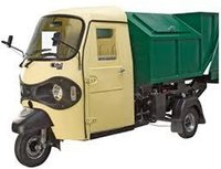 Three Wheeler Tipper Garbage