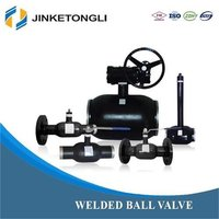 Fully Welded Ball Valve in Shijiazhuang