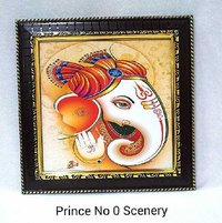 Prince No 0 God Ganesha Paintings Scenery
