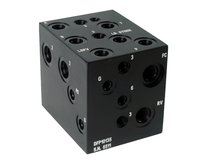Alluminium Hydraulic Manifold Block