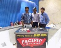 Fried Ice Cream Machines