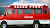 Luxurious Vanity Van