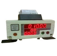 Taxi Fare Meter With Printing