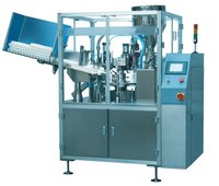 Laminated Plastic Tube Filling And Sealing Machine