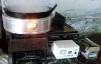 Continuous Feed Kadhai Attachment Stove