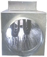 Industrial Tailor Made Air Duct Heaters