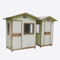 Portable Hut Cabins