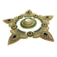 Acrylic Designer Pieces Rangoli