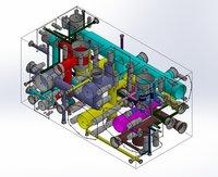 Hydraulic Manifold Design Solidwork