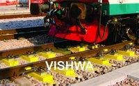 Electronic Rail In Motion Weigh Bridge