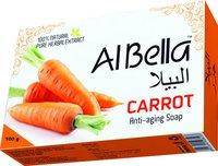 Albella Carrot Anti-Aging Soap