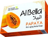 Albella Papaya Anti-Aging Herbal Soap