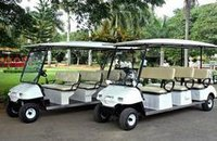 Battery Operated Car For Parks