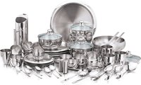 Stainless Steel Cookware & Flatware