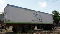 Used Refrigerated Marine Shipping Containers