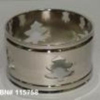 Aluminium Casted Napkin Ring