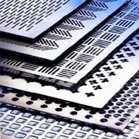 Stainless Steel Sheets Coils Perforated Sheets