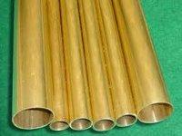 Durable Aluminium Brass Tubes