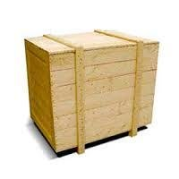 Wooden packing of Heavy Machines