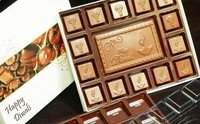 Printed Diwali Chocolate Gifts