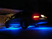 LED wheel light