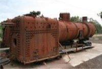 Steam Locomotive Boiler