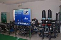 Centralised Irrigation & Fertigation System