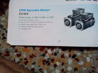 IPM Spindle Motor