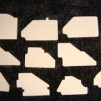 Ceramic Plate (M.C.B.)