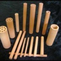 Ceramics Cordierite Tube (Multi Hole Tube)