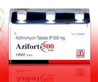 Azifort 500 Tablets