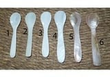 Caviar Mother Of Pearl Spoon