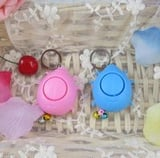 Personal Anti Rape Anti Attack Safety Loud Hand Held Anti Lost Security Alarm