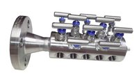 High Pressure 6000psi Air Headers