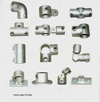 High Quality Pipe Clamp Fittings