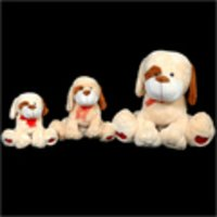 Stuffed Soft Dog Toy