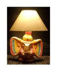 Terracotta lamp terracotta lamp manufacturers suppliers dealers terracotta lamp shade aloadofball Image collections