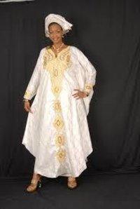 Ladies Boubou Dress