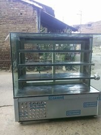 Electric Sweet Display Counter